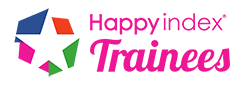 Happy trainee index logo